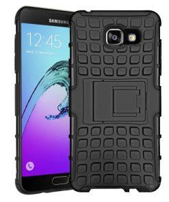 Samsung Galaxy A5 (2016) Shock Proof Hoesje Zwart