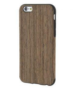 Xccess Wooden TPU Case Acacia Grey iPhone 6/6S