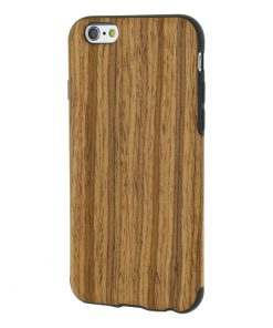 Xccess Wooden TPU Case Cherry iPhone 6/6S