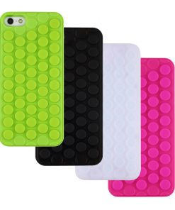 Apple iPhone 5/5S Bubbeltjesplastic Hoesje