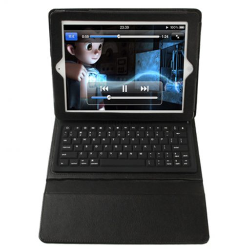 iPad 2/3/4 Bluetooth Keyboard Cover 8