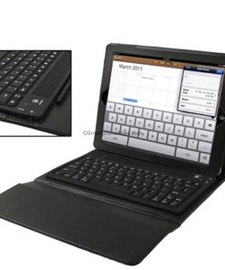 iPad 2/3/4 Bluetooth Keyboard Cover 6
