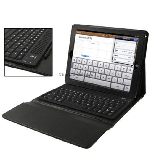 iPad 2/3/4 Bluetooth Keyboard Cover 6