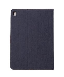 iPad Pro 9.7 inch Cover Jeans Style Donker Blauw