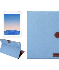 iPad Pro 9.7 inch Cover Jeans Style Licht Blauw