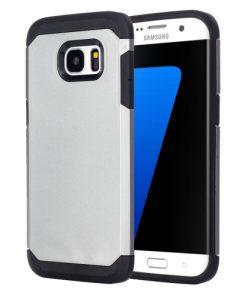 Samsung Galaxy S7 Edge Armor Hoesje Grijs
