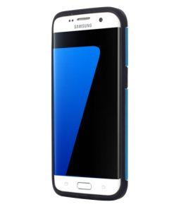 Samsung Galaxy S7 Edge Armor Hoesje Blauw