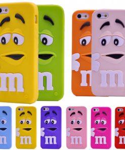 Apple iPhone 6 / 6S M TPU & Siliconen Hoesje