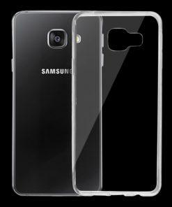 Samsung Galaxy A3 (2016) TPU Hoesje Transparant