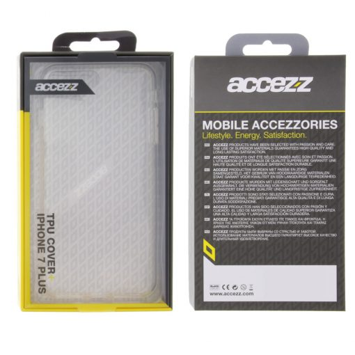 Accezz TPU Cover iPhone 7 Plus
