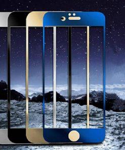 Apple iPhone 6 / 6S Nano Gehard Glas Metallic Screenprotector
