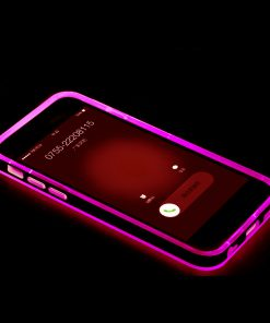 Apple iPhone 6 / 6S Plus Neon Zaklamp Hoesje Roze-0