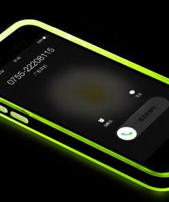 Apple iPhone 6 / 6S Neon Zaklamp Hoesje Groen-0