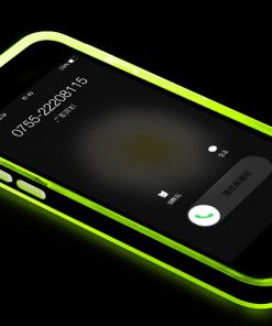 Apple iPhone 6 / 6S Plus Neon Zaklamp Hoesje Groen-0