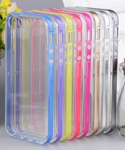 Apple iPhone 6 / 6S Neon Zaklamp Hoesje Blauw-127235