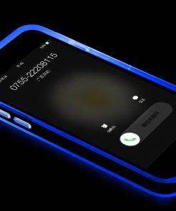 Apple iPhone 6 / 6S Neon Zaklamp Hoesje Blauw-0