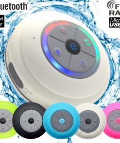 Waterdichte Bluetooth Speaker Wit