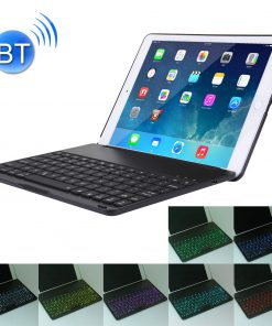 iPad Air 2 Bluetooth Keyboard Aluminium Case Zwart 2