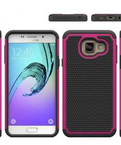 Samsung Galaxy A3 (2016) Shock Proof Hoesje Roze