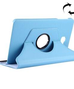 Samsung Galaxy Tab A 10.1 PU-Lederen 360 Cover Blauw