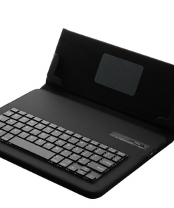 Universele Bluetooth Keyboard Cover Zwart