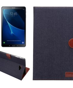 Samsung Galaxy Tab A 10.1 Jeans Style Donker Blauw