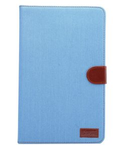 Samsung Galaxy Tab A 10.1 Jeans Style Licht Blauw