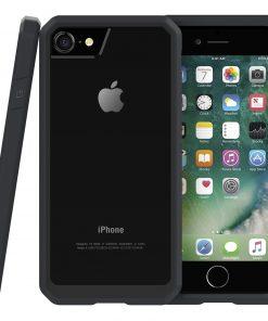 Apple iPhone 7 Supcase Unicorn Beetle Hoesje Zwart