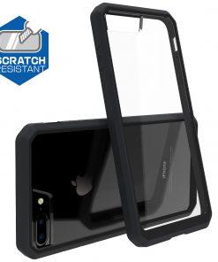 Apple iPhone 6 / 6S Plus Supcase Unicorn Beetle Hoesje Zwart