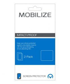Mobilize Impact Proof 2-Pack Screen Protector iPhone 7