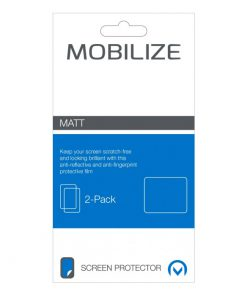 Mobilize Matt 2-Pack Screen Protector iPhone 7