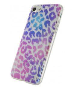 Xccess TPU Case Transparant/Gradual Panther iPhone 7
