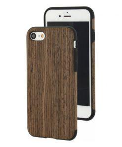 Xccess Wooden TPU Case Acacia Grey iPhone 7