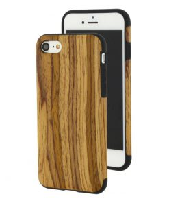 Xccess Wooden TPU Case Cherry iPhone 7