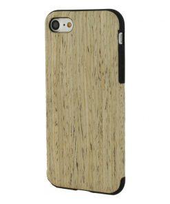 Xccess Wooden TPU Case Oak Slate White iPhone 7
