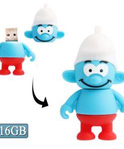 Smurfen USB Stick.