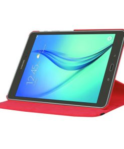 Samsung Galaxy Tab S2 9.7 PU-Lederen 360 Cover Rood