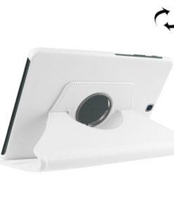 Samsung Galaxy Tab S2 9.7 PU-Lederen 360 Cover Wit