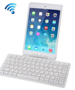Universele Bluetooth Keyboard Wit