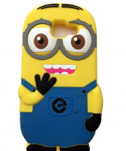 Samsung Galaxy A3 (2017) Hoesje Despicable Me