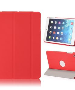 iPad Mini Hoes Smart Cover Rood-0