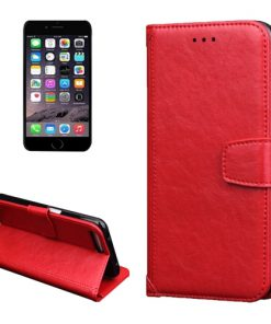iPhone 7 Wallet Hoesje Rood