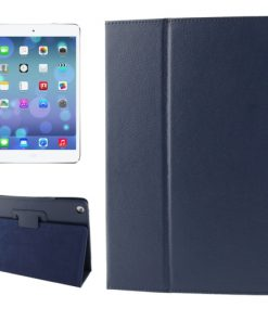 iPad Air 2 Stand Case Blauw