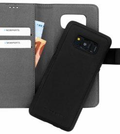 Mobiparts 2 in 1 Premium Wallet Case Samsung Galaxy S8 Black-0
