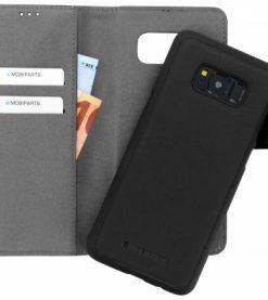 Mobiparts 2 in 1 Premium Wallet Case Samsung Galaxy S8 Plus Black-0