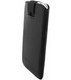 Mobiparts Uni Pouch SMOKE Size 4XL Black-121795