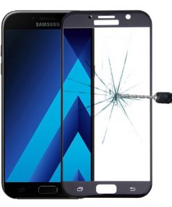 Full Screen Tempered Glass voor Samsung Galaxy A7 (2017)