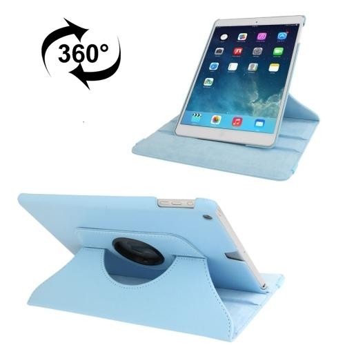 iPad 9.7 inch 2017 360 Cover Blauw