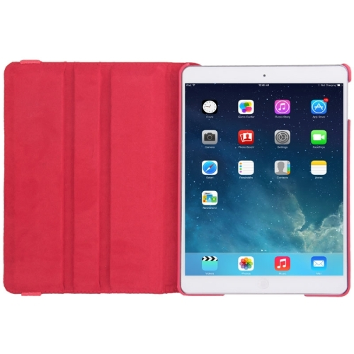 iPad 9.7 inch 2017 360 Cover Rood