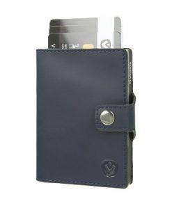 Valenta Card Case Wallet Blue-0